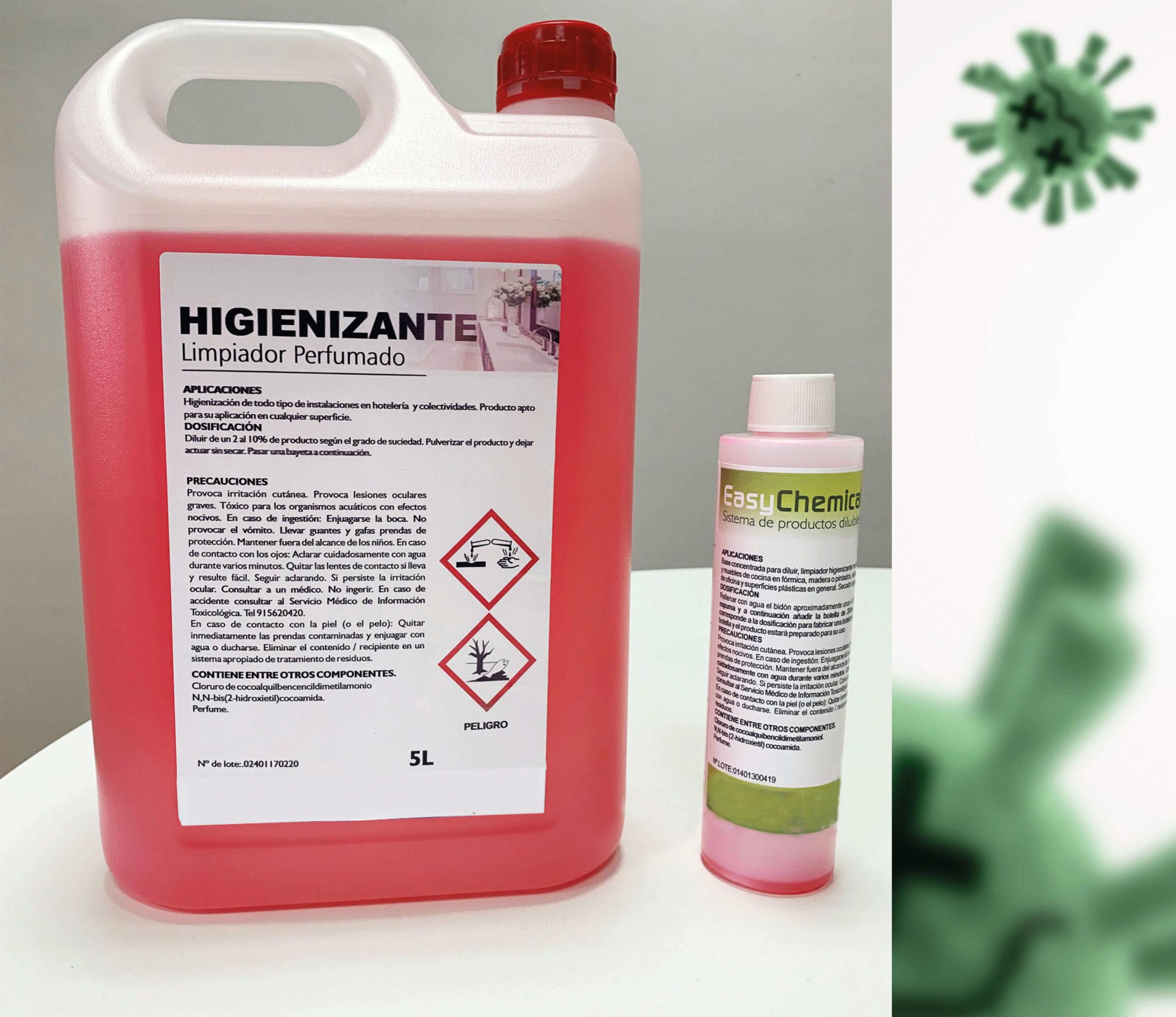 Material Higienizante