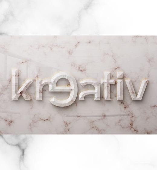impresión marmol