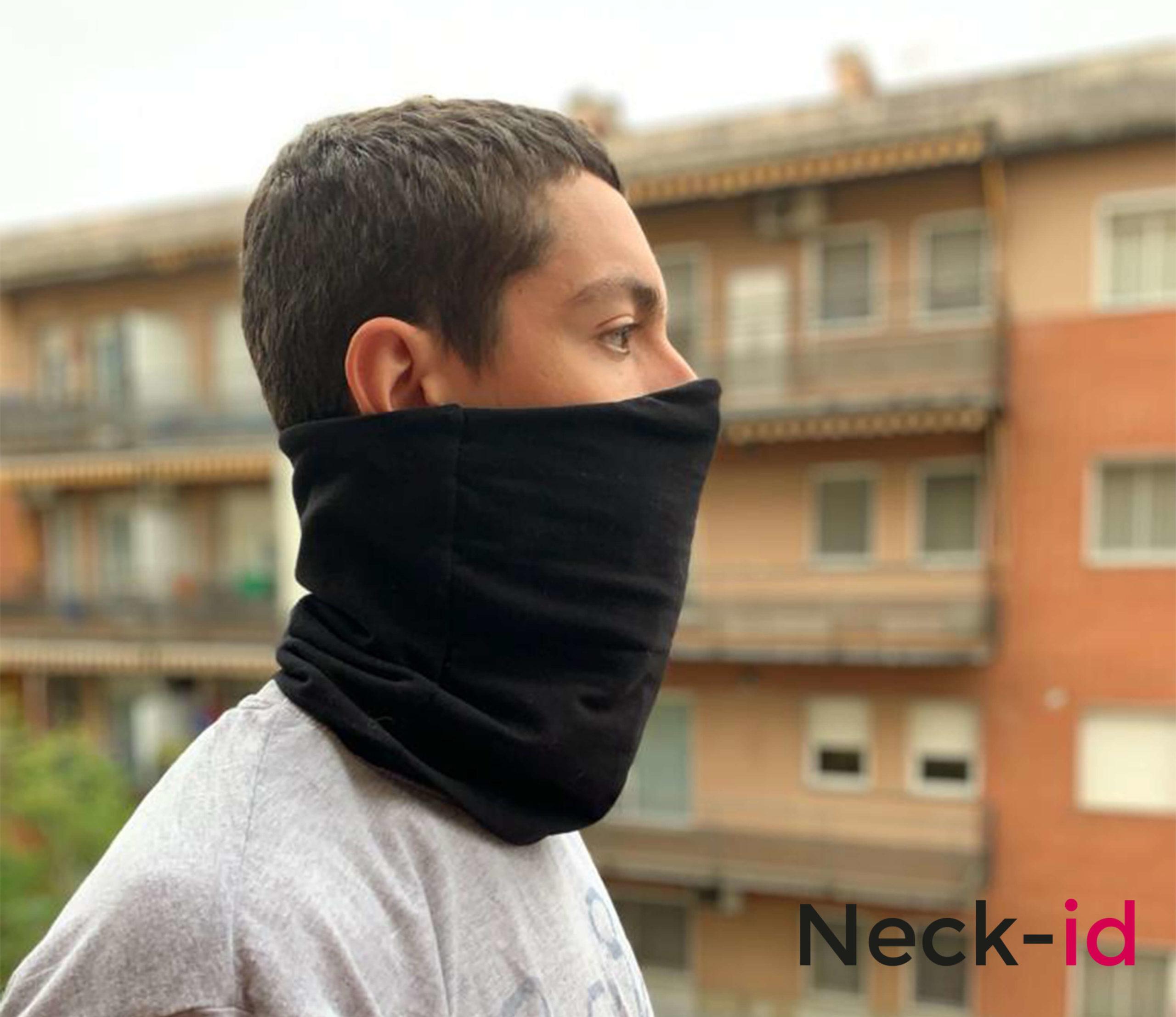 Neck-id solución frente al frío y el contagio